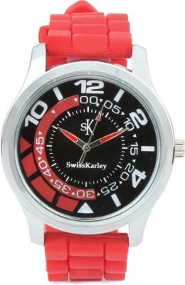 Swiss Karley SK11034 SW001 Analog Watch  - For Men