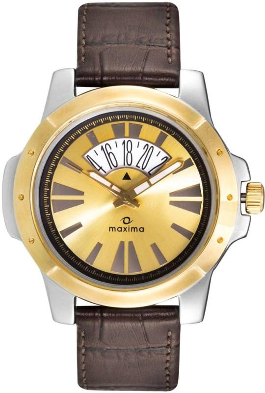 Maxima 24931LMGT Attivo Analog Watch For Men