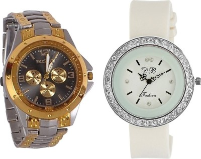 Eiva sk_Eiv_829 Analog Watch  - For Couple