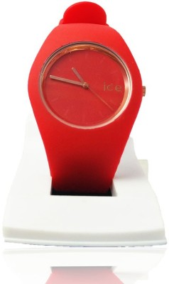 Style Feathers SF-IceRed2 Analog Watch  - For Couple