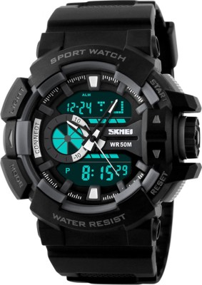 Skmei S074C0 Analog-Digital Watch - For Men