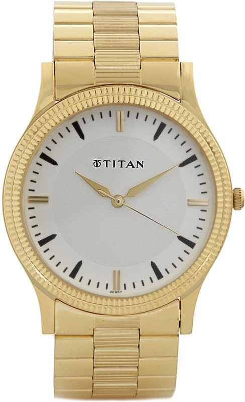 Titan NH1650YM01 Karishma Analog Watch For Men