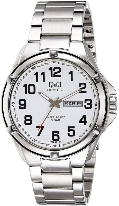 QQ A192 204 QQ Analog Watch For Men