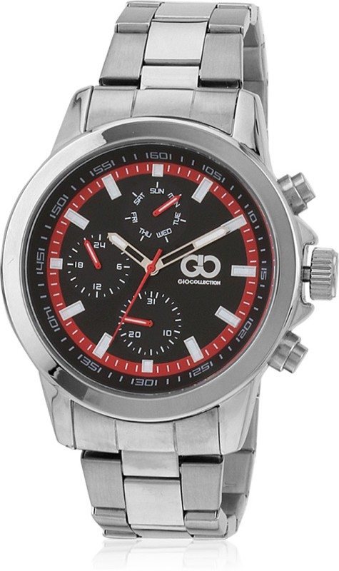 Gio Collection AD 0059 B Special Collection Analog Watch For M