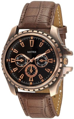 Matrix WCH-121 Adam Analog Watch  - For Men, Boys