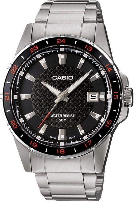 Casio A413 Enticer Men Analog Watch For Men
