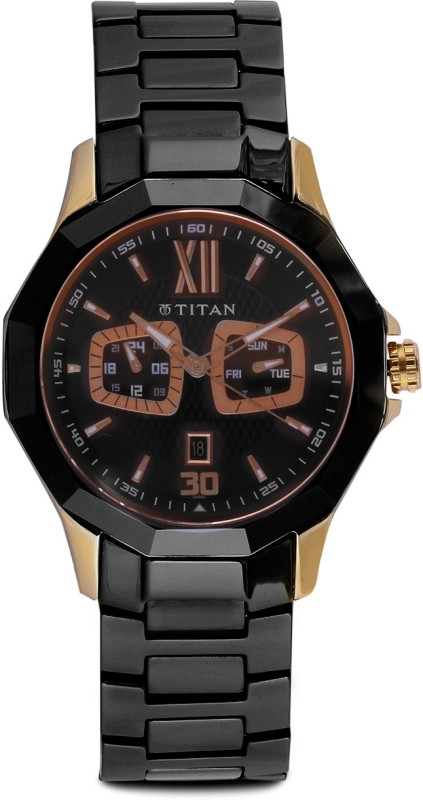 Titan NH90012KD02 Regalia Analog Watch For Men