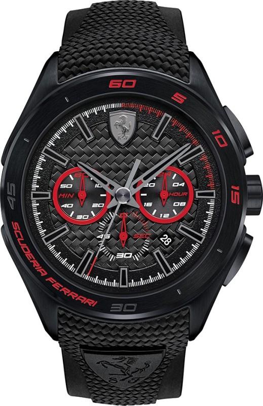 Scuderia Ferrari 0830344 Analog Watch For Men