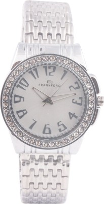 Frankford Fflc-10 Ip Dia Chain Fashion Analog Watch  - For Women