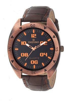 Dejure DJG10055CPR Analog Watch  - For Men, Boys