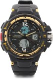 Sanda S7753YL Analog-Digital Watch  - Fo...