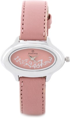 Maxima 24302LMLI Attivo Analog Watch - For Women