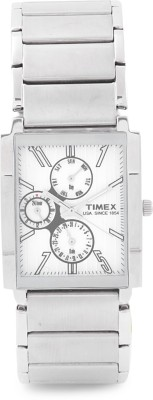 Timex RN06 E-Class Analog Watch - For Men