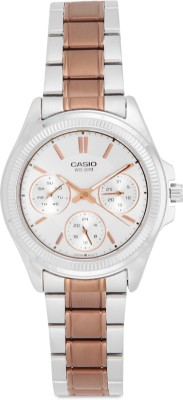 Casio A936 Enticer Analog Watch - For Women