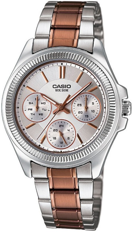 Casio A936 Enticer Ladies Analog Watch For Women