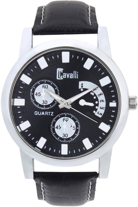 Cavalli CAV143 E Class Analog Watch For Men