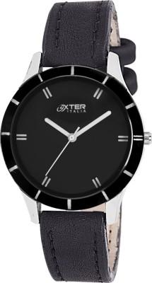 Oxter OX-7007-BK-ST-L Italia Analog Watch  - For Women, Girls