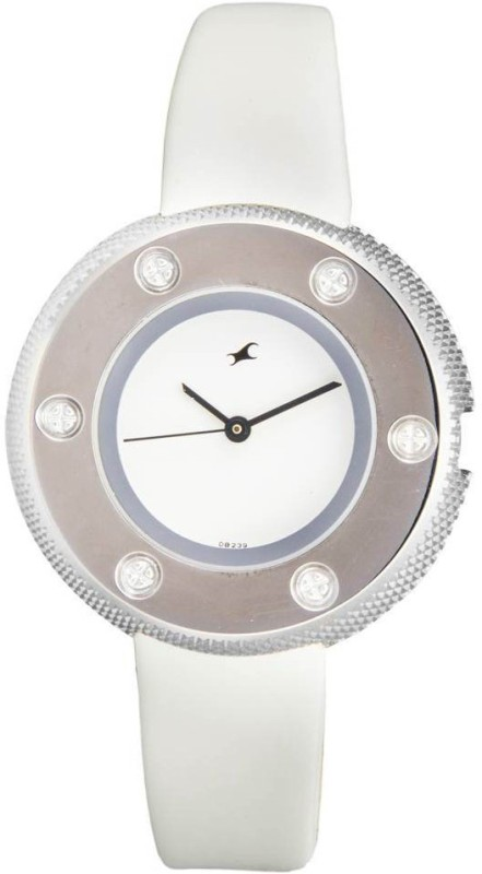 Fastrack NC6051SL01 Analog Watch For Women