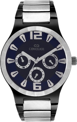 Conquer a0035 Analog Watch  - For Men