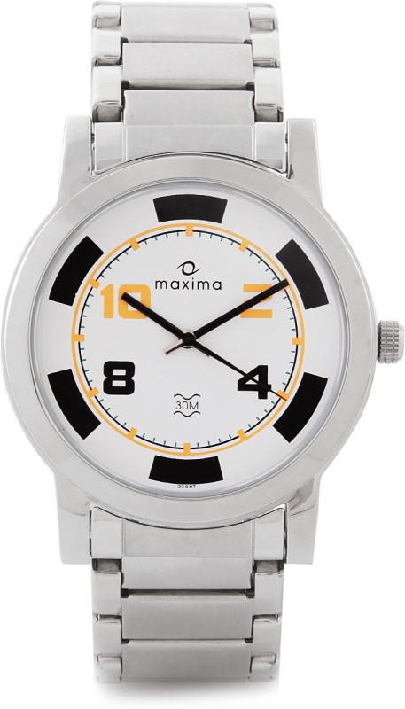 Maxima 20987CMGI Attivo Analog Watch For Men