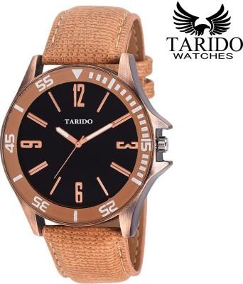 Tarido TD1049KL01 Analog Watch  - For Men, Boys