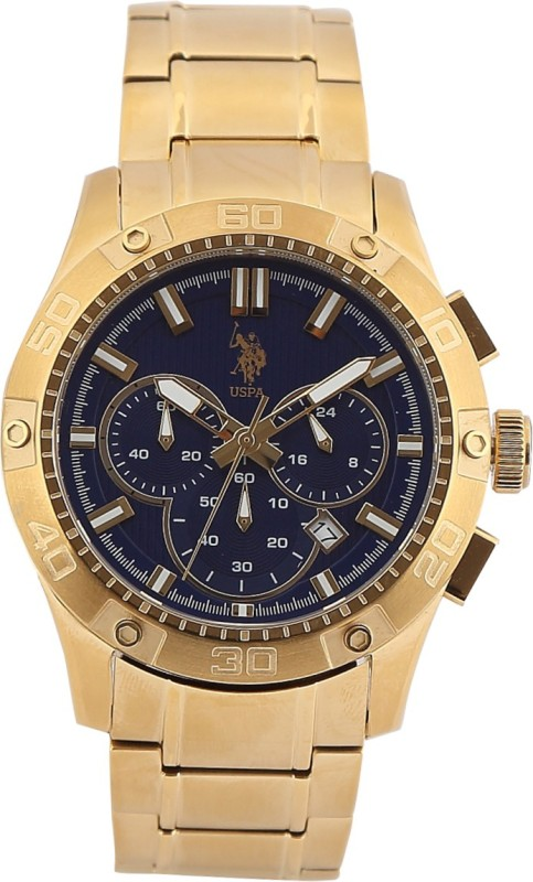 U.S. Polo Assn. USAT0107 Analog Watch  - For Men
