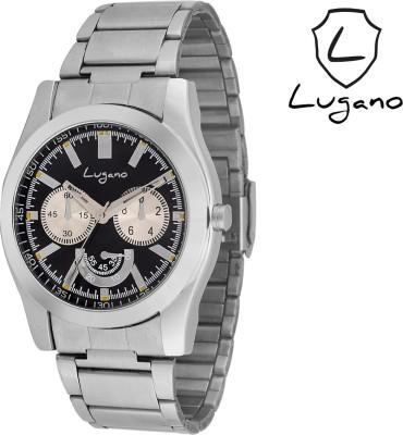 Lugano De 1027 Analog Watch  - For Men
