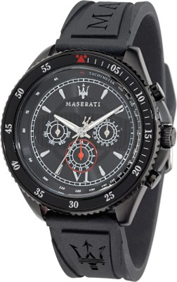 Maserati Time R8851101001 Analog Watch  - For Boys