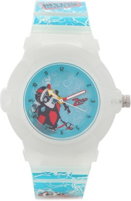 Zoop 16001PP01 Watch  - For Boys