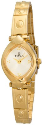 Titan NH2417YM02 Analog Watch - For Women