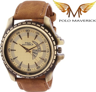Polo Maverick PM1111A11 New Model Analog Watch  - For Men