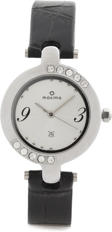 Maxima 29433LMLI Attivo Analog Watch For Women