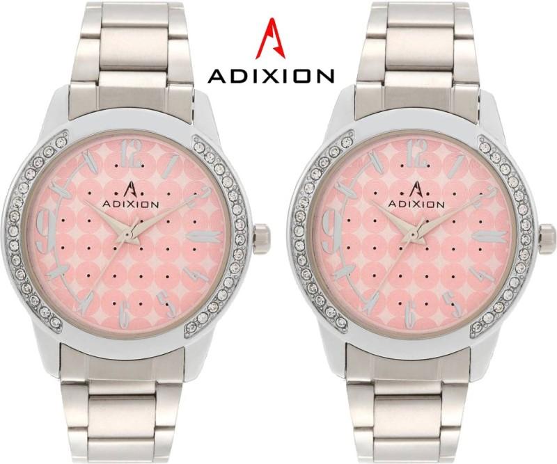 ADIXION 9406SM0606 New Stainless Steel Bracelet Analog Watch F