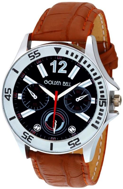 Golden Bell 344GB Trendy Analog Watch For Men