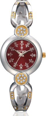 FORUS Frs15106 Adorable Analog Watch  - For Women