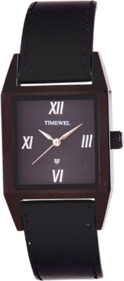 Timewel 1100-N1993 Ticker Analog Watch  - For Men