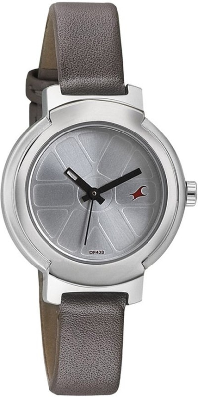 Fastrack 6143SL02 Analog Watch For Women