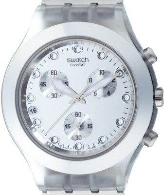 Swatch SVCK4038G Fall Winter Analog Watch  - For Women, Men