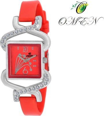 Omen OM5019 Analog Watch  - For Girls