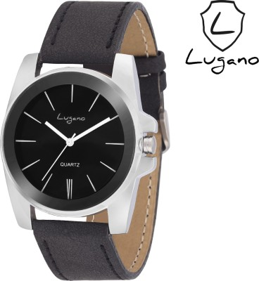 Lugano DE 1018 Analog Watch  - For Men