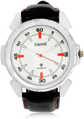 SLIMSTONE 783W Analog Watch  - For Men