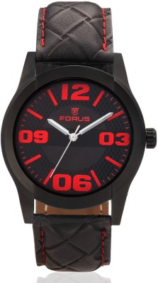 FORUS Frs15118 Sports Analog Watch  - For Men
