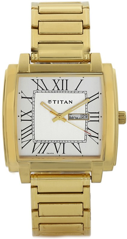 Titan NF1586YM01 Analog Watch For Men