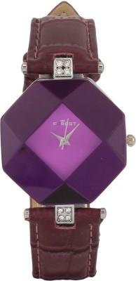 RODEC rodec forest purple strap square watch for womens and girls Analog Watch  - For Women, Girls