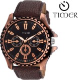 TIMER TC-EXCLUSIVE-6011 Analog Watch  - ...