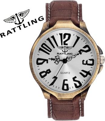 RATTLING INDT000305 Analog Watch  - For Men