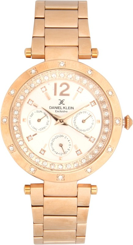 Daniel Klein DK11183 5 Analog Watch For Women