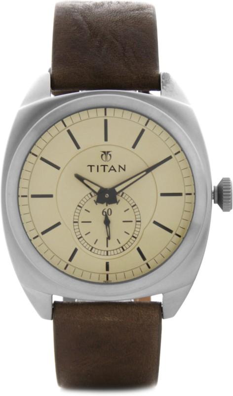 Titan 90028SL01J Analog Watch For Men