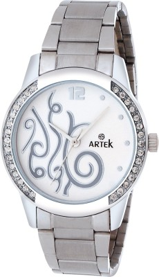 ARTEK AK1029WT Analog Watch  - For Women