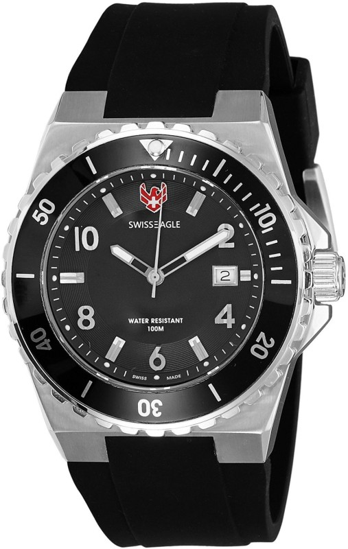 Swiss Eagle SE 9039 01 Special Collection Analog Watch For Men